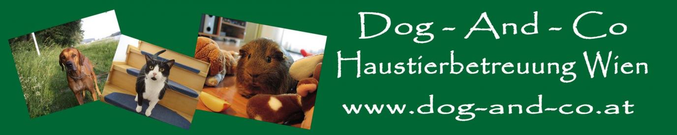 Haustierbetreuung Dog-And-Co: